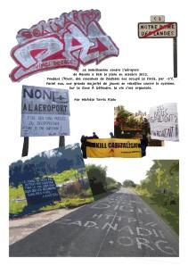 Page de garde Solidarity ZAD